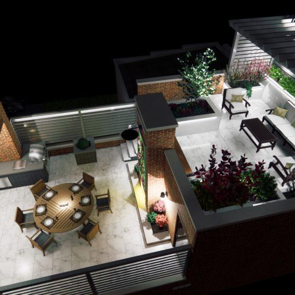 Rooftop Retreat